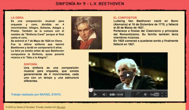 BeethovenWix
